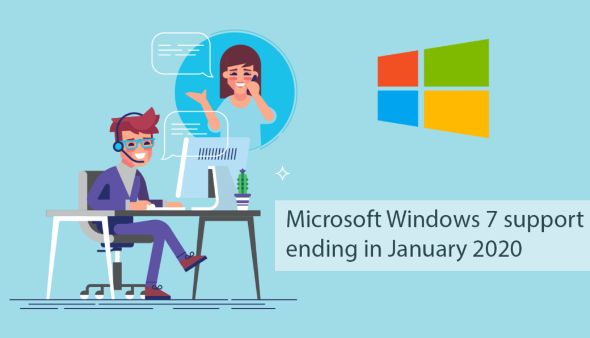 Windows 7 support ending in 2020